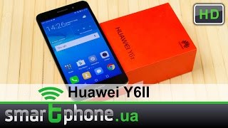 Huawei Y6II - Обзор смартфона