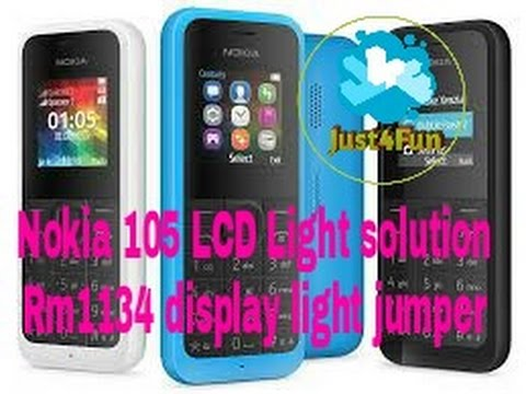 nokia rm 969 display light solution