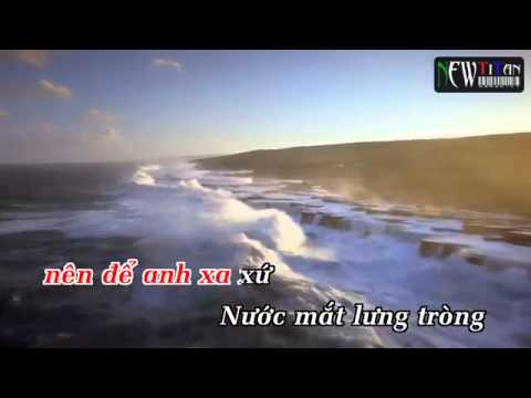 Karaoke HD  Người Chồng Xa Xứ   Dương Ngọc Thái ft Vĩnh Thuyên Kim