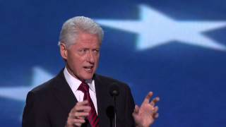 Help build this campaign: http://ofa.bo/p8ybz5president bill clinton's full speech from the 2012 democratic national convention - hd quality