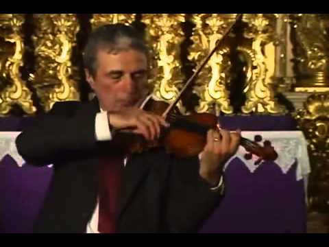 Bach Violin Sonata BWV 1003 A minor 3 Andante Haroutune Bedelian   YouTube