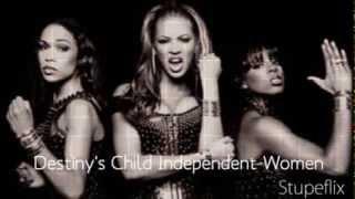 "Destinys Child ""Independent Women Part 1"" (With Lyrics)"