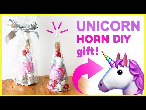 UNICORN DIY GIFT HAMPER!