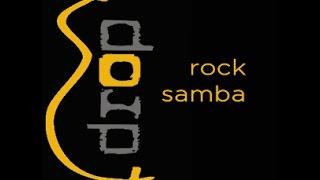 Samba rock para violão
