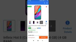 INFINIX HOT 8 TODAY SALE 19 SEPTEMBER 12PM SALE cash on delivery optionis available