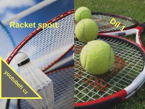 Racket sport - Let's play česky (01)