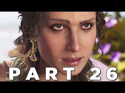 ASSASSIN'S CREED ODYSSEY Walkthrough Gameplay Part 26 - PAROS (AC Odyssey)