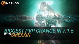 The Biggest PVP Change in 7.1.5 (35+ Now Going Live Next Season)