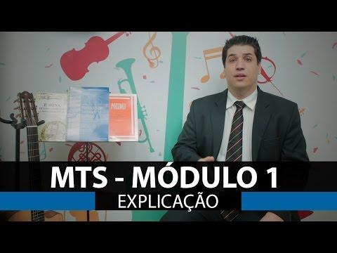 MTS - Módulo 1 - CCB - Novo Bona - Explicação - Método de Teoria e Solfejo