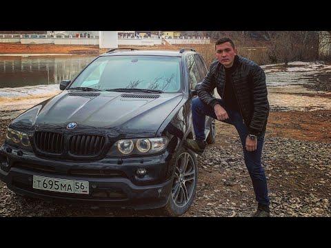 Восстанавливаем BMW X5! РЕМОНТ ГУРА и БЛОК КЛИМАТА. +ДРИФТ