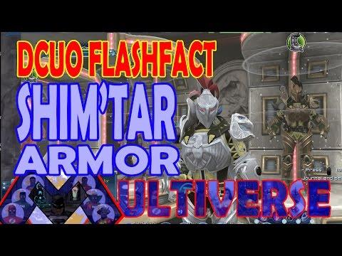 DCUO FlashFact; Shim