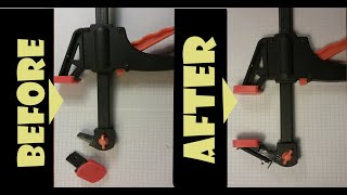 Harbor Freight Clamp