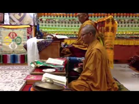 Boom Tsok prayer