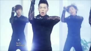 Cross Gene - La-di Da-di, 크로스진 - 라디다디, Music Core 20120721