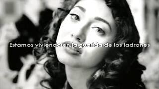 Regina Spektor - Us (Subtitulada)