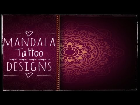 Best Mandala tattoos 2018|Anchan's Tattoo Gallery
