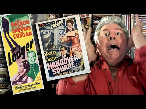 STEVE HAYES: Tired Old Queen at the Movies   THE LODGER & HANGOVER SQUARE