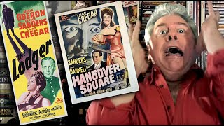 STEVE HAYES: Tired Old Queen at the Movies  - THE LODGER & HANGOVER SQUARE