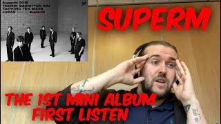 Gambar cover SuperM - The 1st Mini Album - First Listen Reaction