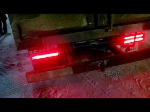 Светодиодные фонари на газель своими руками,подробности установки ч1.