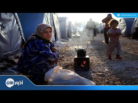 معاناة نازحي الرقة السورية مستمرة  - نشر قبل 47 دقيقة