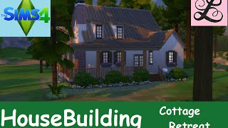 The Sims 4: House Building - Cottage Retreat