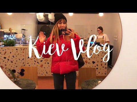 Kiev Vlog: Білі мухи налетіли, Insta breakfast, Розпаковка піци