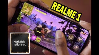 FORTNITE ANDROID ON MEDIATEK HELIO P60 ON REALME | WILL IT WILL RUN ?
