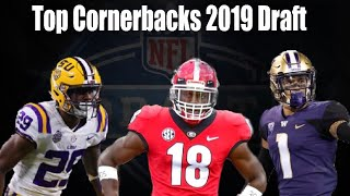 Top Cornerbacks in the 2019 NFL Draft