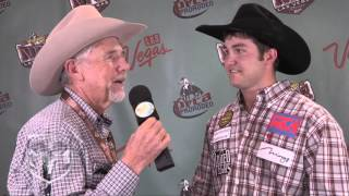 Tyler Waguespack Is Single and Headed to The South Point - NFR 2015 thumbnail