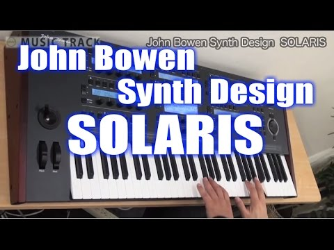 JohnBowen SOLARIS Demo&Review [English Captions]