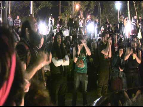 Occupy Wall Street: Highlights of Evening May Day Protest in New York