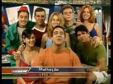 Resultado de imagem para 1998 malhacao
