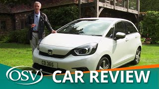 Honda Jazz Review - Could This Hybrid Supermini Be Your Next Car?