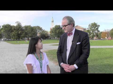 Debate Day at Dartmouth: Jess Chen '12 Interviews Tom Keene of Bloomberg News