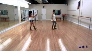 Nu Flow Line Dance ~ Master In Line (Dance & Teach)