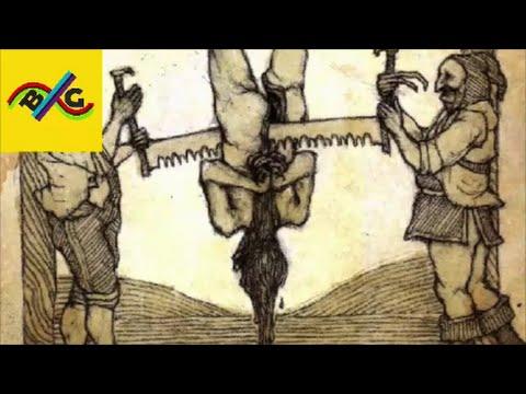 Top 5 Peores Metodos De Tortura De La Edad Media