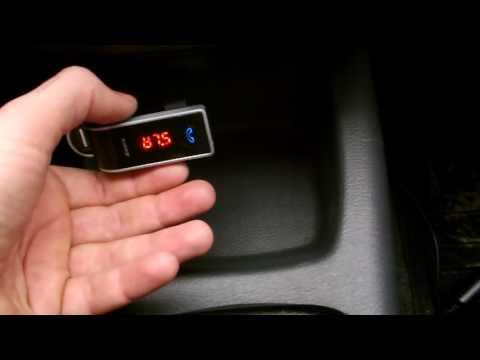 Как настроить трансмиттер в машине