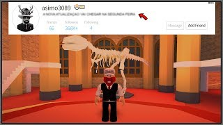 THE ASIMO3089 REVEALED WHEN WILL LAUNCH THE NEW MUSEUM IN THE JAILBREAK-ROBLOX