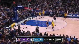 Lakers Vs Mavericks Full Game Highlights! 2019 Nba Season