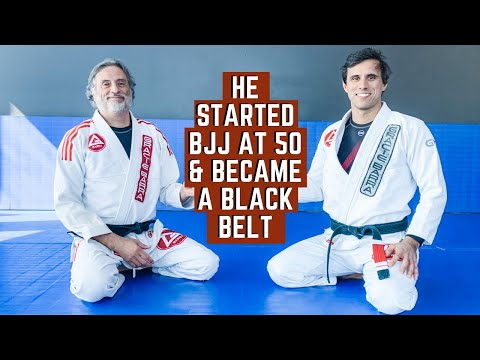 Is 40 too old for BJJ? | Jiu-jitsu for older people