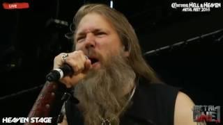 Amon Amarth As Loke Falls (Mejor Audio) Hell and Heaven 2016 México
