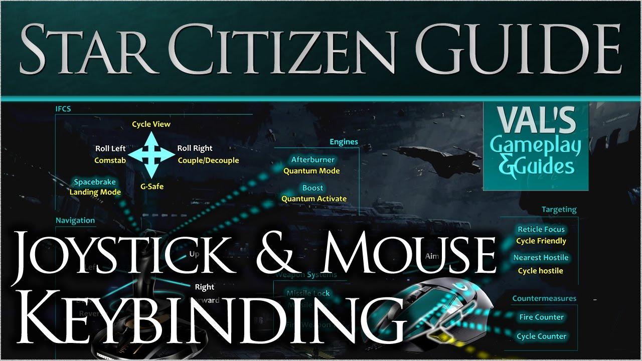 V Mouse Guide Star Citizen GUIDE - J...