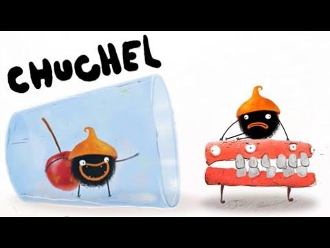 ПРИКЛЮЧЕНИЯ Черного ЗВЕРЬКА по имени Chuchel #5 Мультик - Игра ДЛЯ ДЕТЕЙ ЧУЧЕЛ kids children