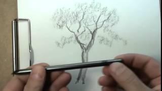 Как нарисовать дерево карандашом за 3 минуты(А о том, как правильно и эффективно научить вашего малыша рисовать, смотрите: http://master-kid.ru/p/baby-paint.html Учиться..., 2014-11-06T18:30:54.000Z)