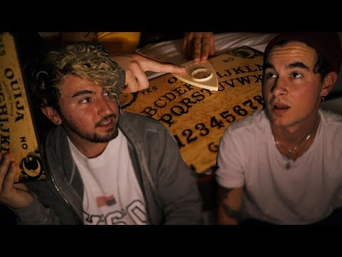NEVER Try A Ouija Board In A Haunted Hotel