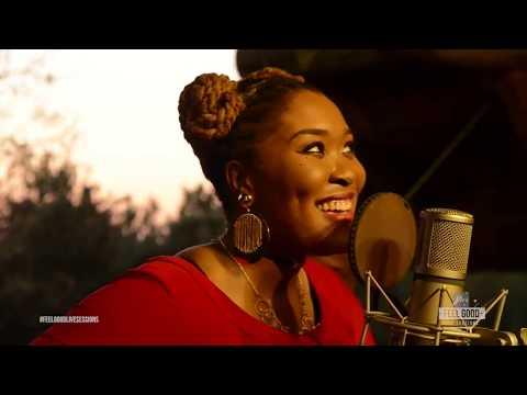 Lady Zamar - My Baby (Feel good session)