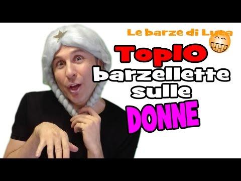 Barzellette Divertenti sulle Donne!!! Top10!!!