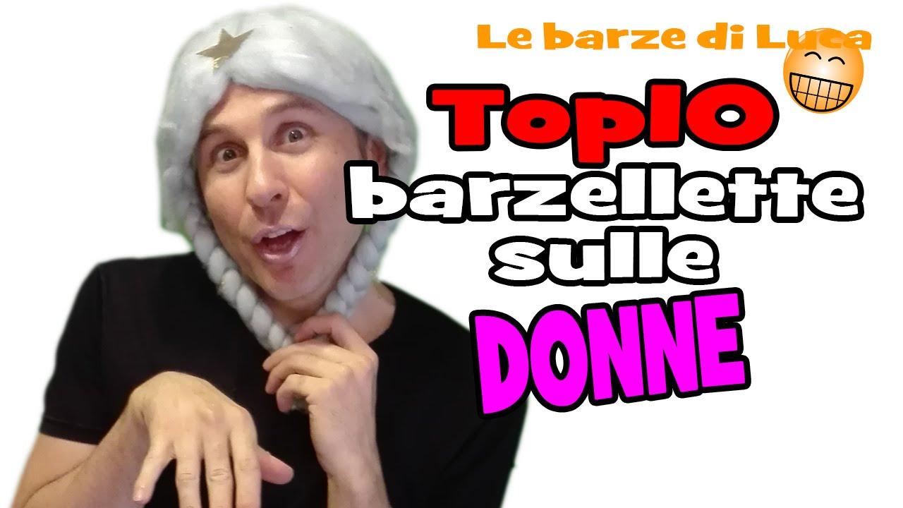 Ben noto Barzellette Divertenti sulle Donne!!! Top10!!! - YouTube RW71