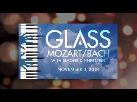 Glass, Mozart & Bach W/ Simone Dinnerstein - Saturday, November 3rd - 7:30PM - The Smith Center